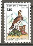 ANDORRE 1979 Y T N °275 Neuf** - French Andorra
