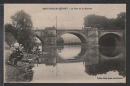 Saint-Nicolas-du-Port - Le Pont Sur La Meurthe - Francia