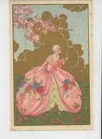 FEMMES - FRAU - LADY - Jolie Carte Fantaisie Italienne Femme Et Fleurs Signée CORBELLA - Degami 2160 - Corbella, T.