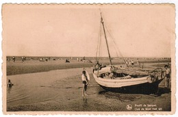 Wenduine Aan Zee, Ook De Boot Rust Uit  (pk67063) - Wenduine