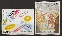 FRANCE:, Obl., N° YT 3049 Et 3050, TB - Oblitérés