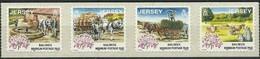 Jersey 1998 Yvertn° 850-853*** MNH Cote 6,00 Euro - Jersey