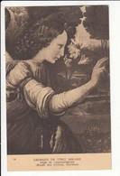 CPA 9 Cartes Léonard De Vinci -  Achat Immédiat - (cd021 ) - Malerei & Gemälde