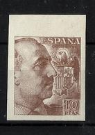 ESPAÑA ** 935Ps En Nuevo Sin Charnela. Catalogo 170 € - 1931-50 Nuevos & Fijasellos