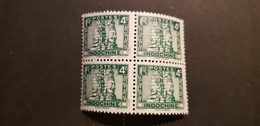 Indochine Yvert 158A** Bloc De 4 - Indocina (1889-1945)