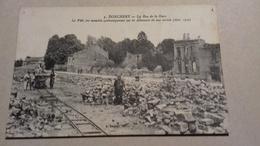 DONCHERY - La Rue De La Gare - Other Municipalities
