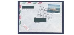 A846. Uruguay / 2010 / Used Cover / Sobre Usado / Lettre Ayant Voyage / Punta Del Este (2007) - Uruguay