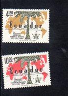 EQUATEUR 1964 ** - Ecuador