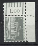 Berlin 140 Y DZ 7 ** - Neufs
