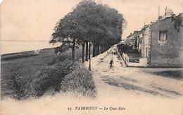 ¤¤  -    PAIMBOEUF    -   Le Quai Eole    -  ¤¤ - Paimboeuf