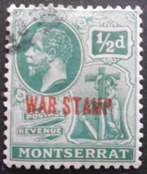MONTSERRAT N°53 Oblitéré - Montserrat