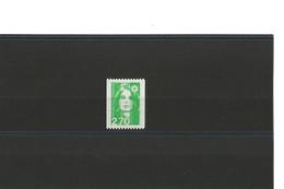 France Marianne Du Bicentenaire N°3008** Issu De Roulette Avec Numéro Rouge Au Verso - Rollen