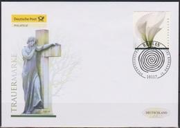 BRD FDC 2011 Nr. 2894 Trauermarke ( D 953)günstige Versandkosten - FDC: Briefe