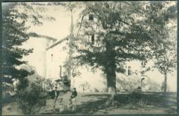 07 Ardèche Carte-Photo Chomerac Château De Moras 1945 - Sonstige Gemeinden