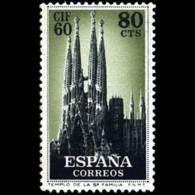 CONG. FILATELICO - AÑO 1960 - Nº EDIFIL 1281 - 1931-Hoy: 2ª República - ... Juan Carlos I