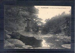 35. Plerguer. La Croix Et Les étangs De Beaufort - Autres Communes