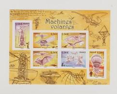 FRANCE 2006 BF N° 103 AVIATION LES MACHINES VOLANTES NEUF - Blocchi & Foglietti