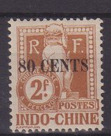 INDOCHINE : N° 29 * . B . 1919 . ( CATALOGUE YVERT ) . - Unused Stamps