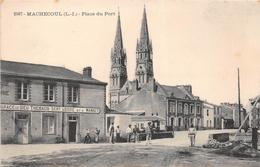 """¤¤   -   MACHECOUL   -  La Place Du Port  -  A La Grace De Dieu """" THEBAUD """"       -  ¤¤ - Machecoul"""