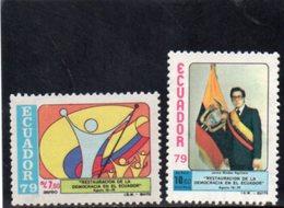 EQUATEUR 1979 ** - Ecuador