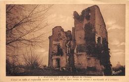 ¤¤   -   MACHECOUL   -  Ruines Du Chateau     -  ¤¤ - Machecoul