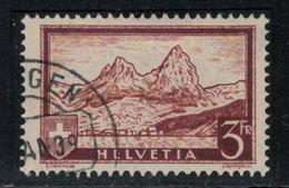 Suisse // Schweiz // Switzerland //  1907-1939  // Mythen No.177 Oblitéré - Suiza