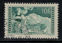 Suisse // Schweiz // Switzerland //  1907-1939  // Jungfrau No.179 Oblitéré - Suiza