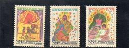 EQUATEUR 1978 ** - Ecuador