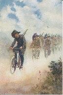 BERSAGLIERI CICLISTI PNEUS PIRELLI - Regiments