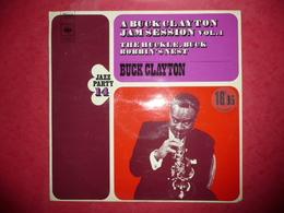 LP33 N°1306 - A BUCK CLAYTON - JAM SESSION - VOL.1 - COMPILATION 2 TITRES - Jazz