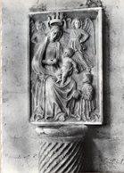 Amalfi - Cartolina Antica Scultura Madonna Della Neve, Sec. XV, Chiostro Paradiso - OTTIMA R22 - Religione & Esoterismo