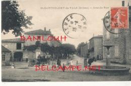 26 // SAINT BARTHELEMY DE VALS    Grande Rue - Autres Communes