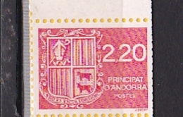 Philatélie Timbres Andorre Français N° 366** Provenant De Carnet - French Andorra