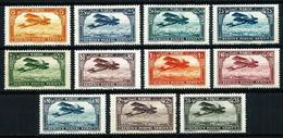 Marruecos (Francés) Nº A-1/11 Nuevo Cat.214,10€ - Morocco (1891-1956)
