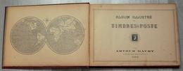 Album Illustré De Timbres-Poste A.Maury (daté De 1907) - Non Classés