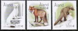 2004 Aland, Beasts Of Prey MNH. - Aland