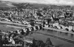 Alte Mainbrücke Und Innenstadt - Wüzburg - Wuerzburg