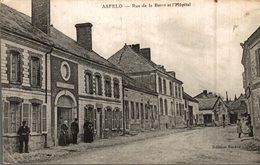 ASFELD  RUE DE LA BARRE ET L'HOPITAL - Other Municipalities