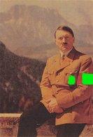 Deutsches Reich Propaganda Postkarte Adolf Hitler - Guerre 1939-45