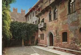 CPM.Verona.Maison De Juliette .ed: Biondetti - Verona