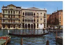 CPM.Venezia .maison D'or.ed:Brunner - Venezia