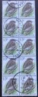 (21) OBP 2533 - Y 2533 - Vogels - Oiseaux - Huismus - Moineau Domestique - 13 Fr - 1994 - Used - Maarkedal - 1985-.. Oiseaux (Buzin)