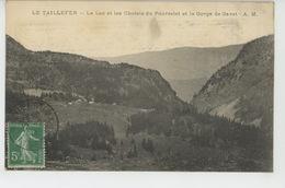 LE TAILLEFER - Le Lac Et Les Chalets Du Pourcelet Et La Loge De Gavet - France