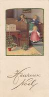 Pauli EBNER - Heureux Noël - Mignonette 11,7  X  5,9 Cm - Ebner, Pauli