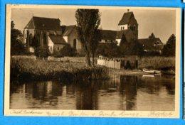 OLI230, Insel Reichenau, Lac De Constance, Circulée 1927 - Andere