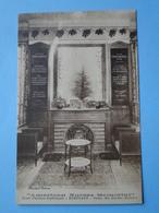 "BORDEAUX -- Ecole Florence Nightingale - "" American Nurses Memorial "" - SUPERBE DOCUMENT RARE !! - Bordeaux"