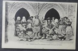CPA 29 Mendiants Bretons Des Différentes Localités Réunis Pour Un Pardon - Villard 1123 Précurseur - Ref. N 161 - Non Classificati