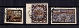 Russie YT N° 213/215 Oblitérés. B/TB. A Saisir! - 1923-1991 URSS