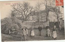 54 Letricourt  Le Château  (n'est Pas Sur Delcampe) - Francia