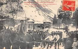 Cauterets          65        Concours International De Ski Attelés.     (voir Scan) - Cauterets